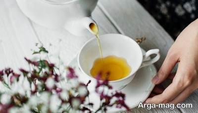 خواص چای به
