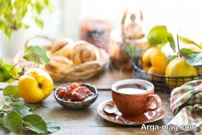 چای به و درمان آنفولانزا