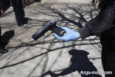 آشنایی با جرائم ناشی از حمل اسلحه