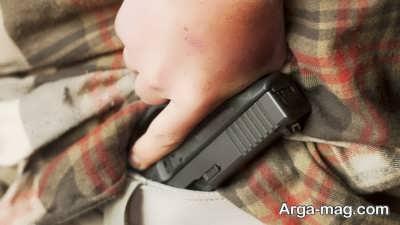 شناخت مجازات حمل سلاح سرد
