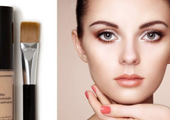 کاهش سن با آرایش