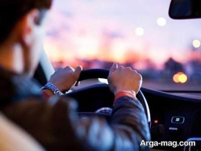 کاهش استرس امتحان رانندگی
