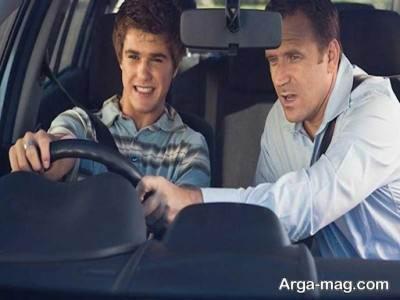 رایج ترین اشتباهات رانندگی