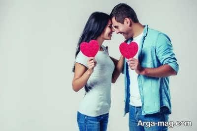 پیامک رمانتیک