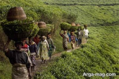 آداب و رسوم رایج در روآندا