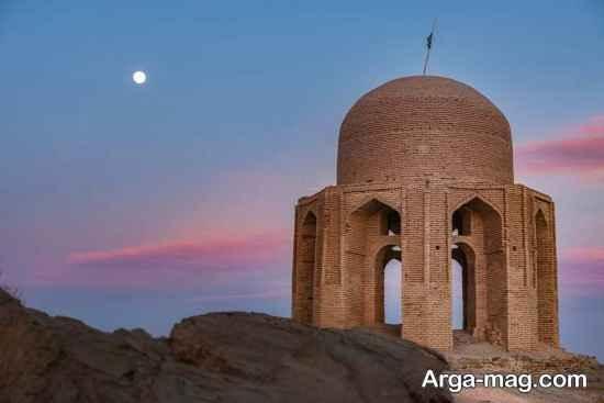 بناهای تاریخی سیرجان