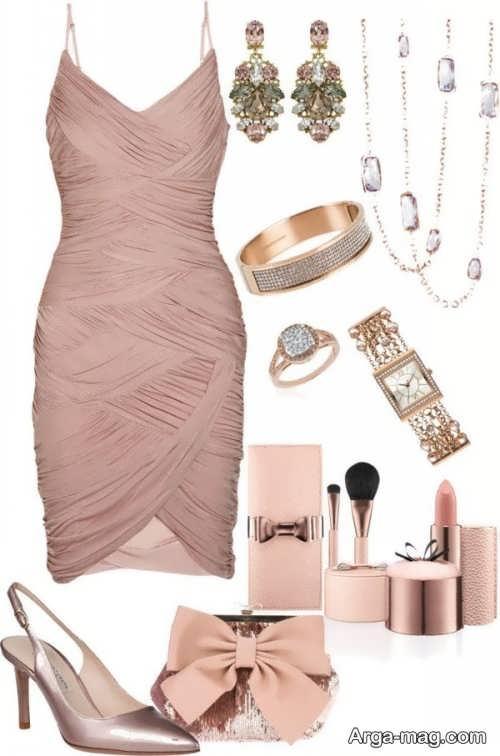 اصول ست کردن لباس با جواهرات