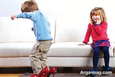 نقش پدر و مادر در شکل گیری هویت