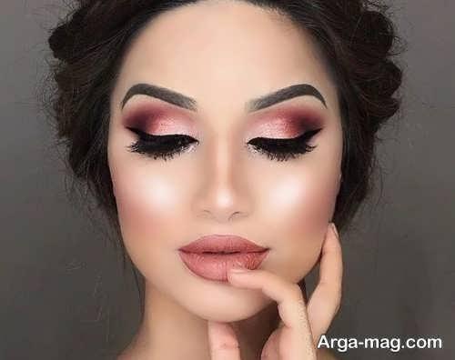 مدل آرایش شاین