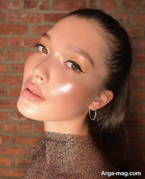 مدل آرایش شاین خاص