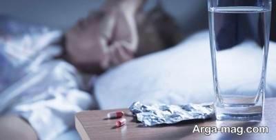 تداخل دارو های خواب آور با الکل