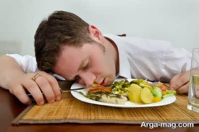 انواع غذاهای خواب آور