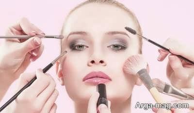 تثبیت آرایش در طول روز