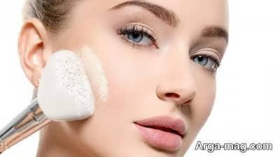 اصول تثبیت آرایش در طول روز
