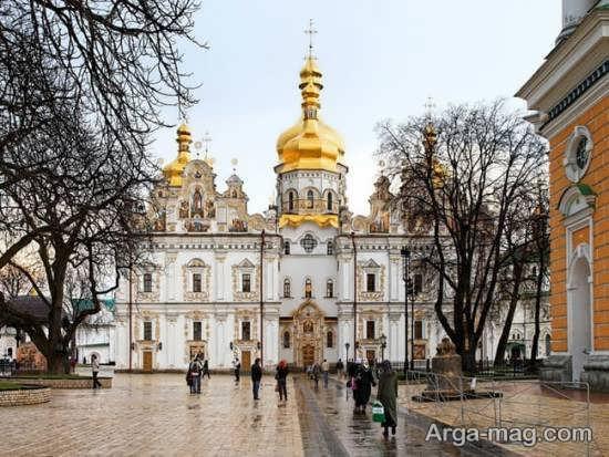 معرفی هفت عجایب کشور اوکراین