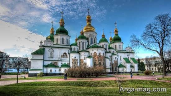 بازدید از عجایب هفتگانه اوکراین