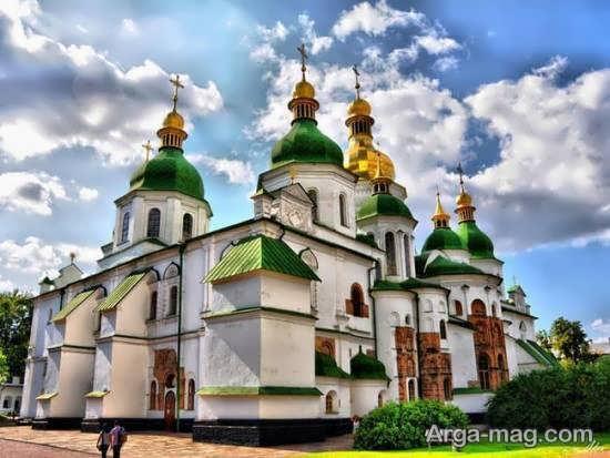 آشنایی با عجایب هفتگانه اوکراین