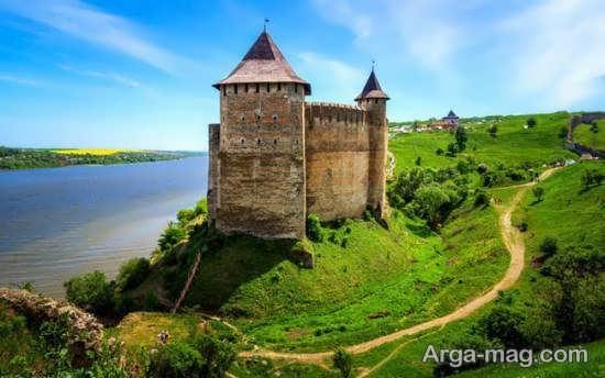 آشنایی با هفت عجایب اوکراین