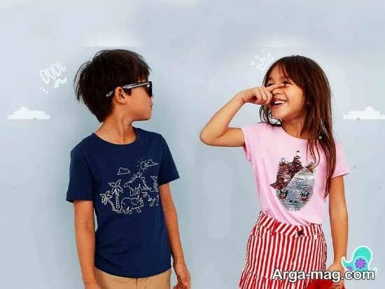 بهترین جنس لباس برای بچه ها