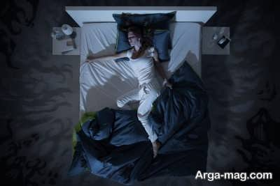 علل و دلیل خواب دیدن