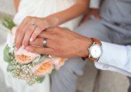 متن آرزوی خوشبختی عروس و داماد
