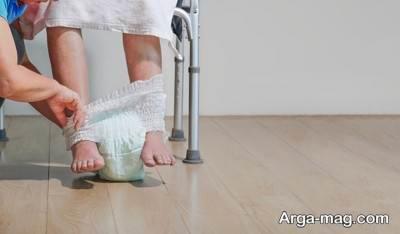 درمان از دست دادن اختیار ادرار در سالمندان