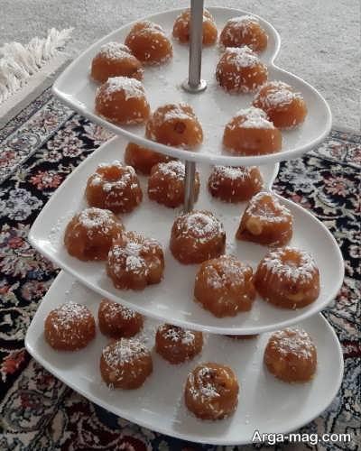 باسلوق با شیره انگور