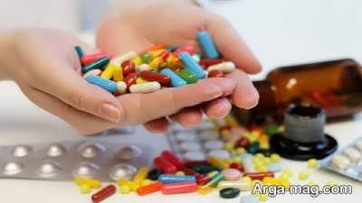 تاثیر داروی شیمیایی خارش بدن