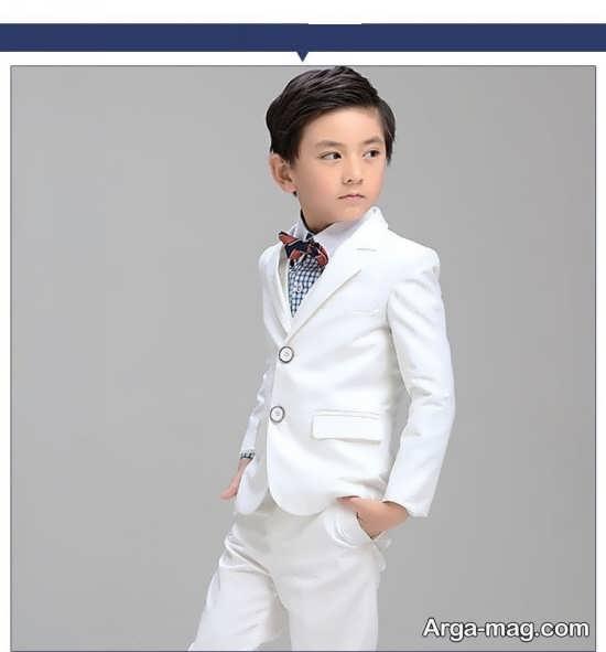 مدل کت بچه گانه سفید پسرانه