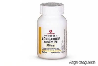 داروی زونیساماید