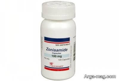 بررسی کپسول زونیساماید