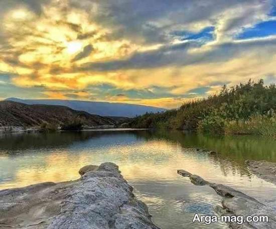 رودخانه بهاباد