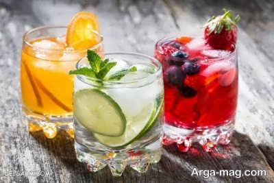 روش تهیه نوشیدنی کوکتل