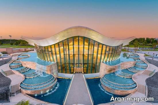 نمای دیپ دایو امارات