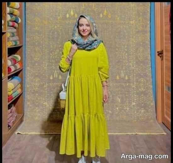 عکس های جذاب و تابستانه الناز حبیبی