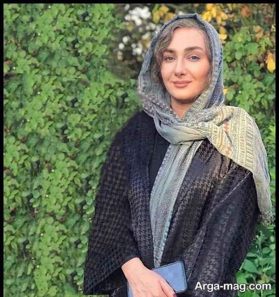 گلچین عکس های هانیه توسلی در سال 1400