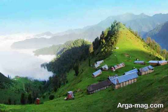 روستای زیبای کلوان