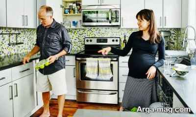 تقسیم کار در خانواده