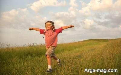 نشانه های تربیت کودک مستقل