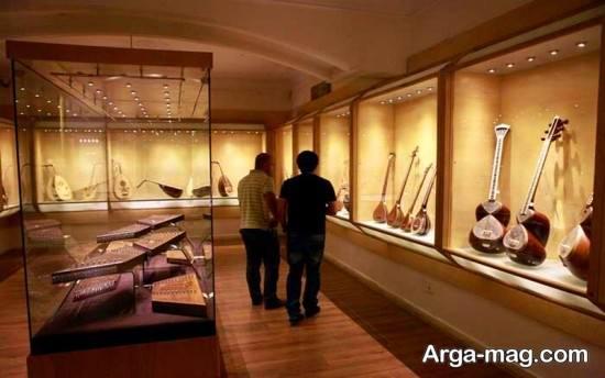 موزه موسیقی را بشناسید