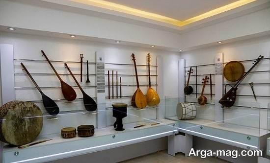 سازهای موزه موسیقی