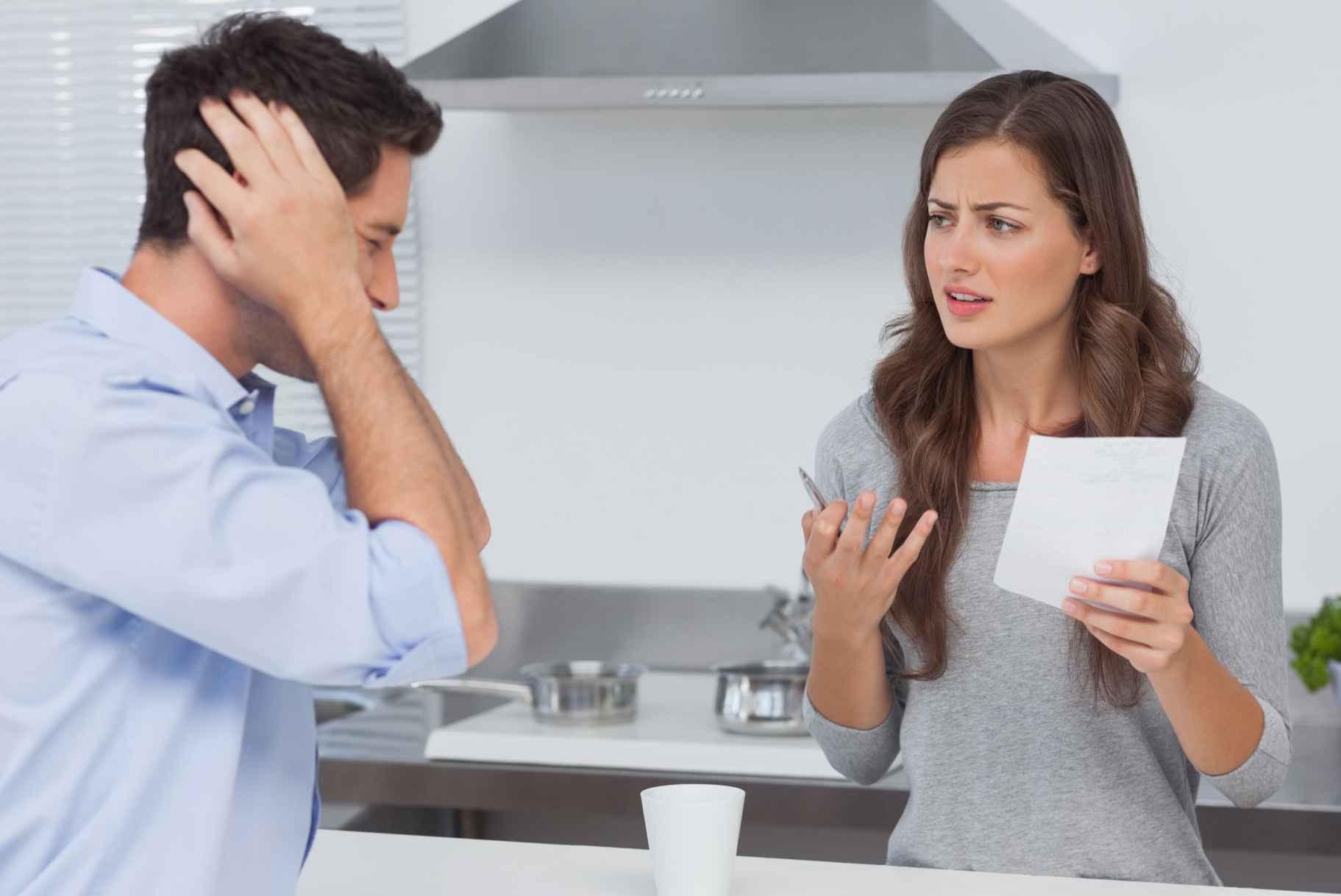 چگونگی رفتار با همسر تنبل