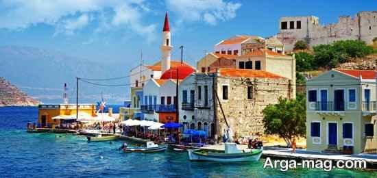 مسافرت به یونان