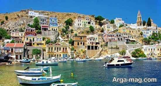 مسافرت کم هزینه به یونان