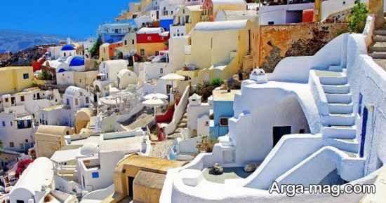 مسافرت کردن به یونان