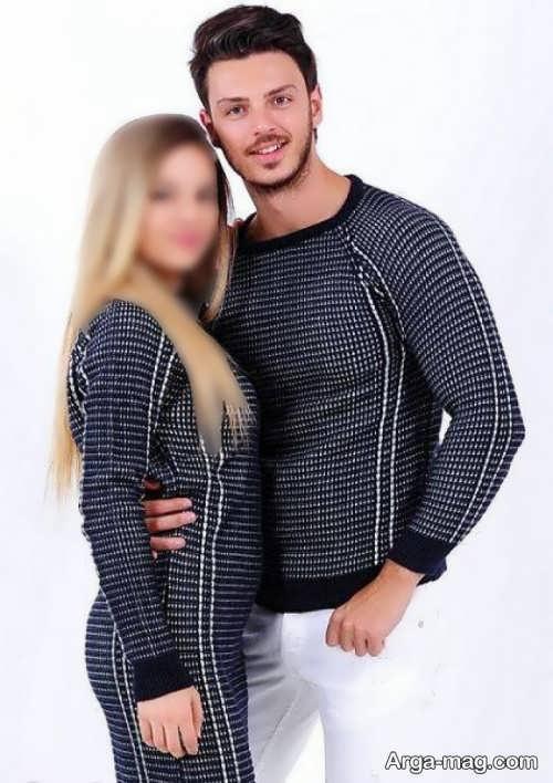 مدل لباس پاییزی مخصوص زن و شوهر