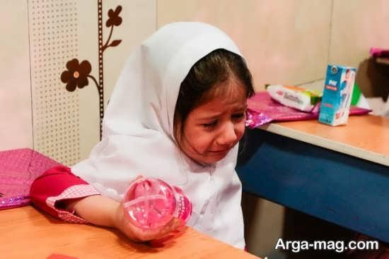راه های رفع ترس از مدرسه در بچه ها