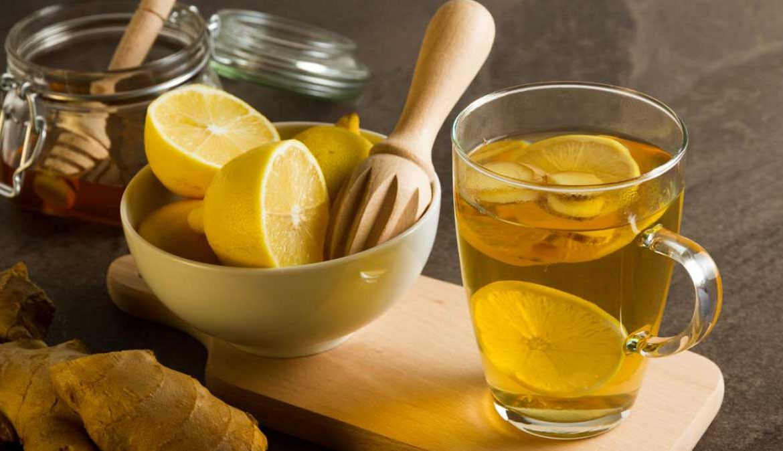 انواع نوشیدنی های گیاهی برای گلو درد