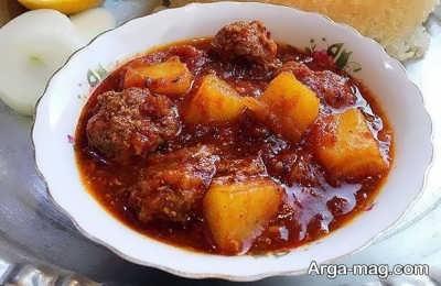 روش پخت خوراک کله گنجشکی