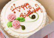 ایده هایی خارق العاده و خلاقانه از نوشتن روی کیک